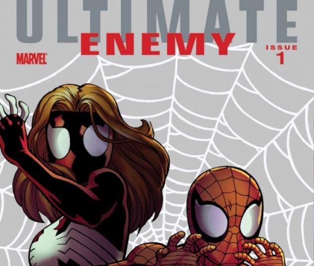 Ultimate Comics Enemy (2010) #1 (FOILOGRAM VARIANT)