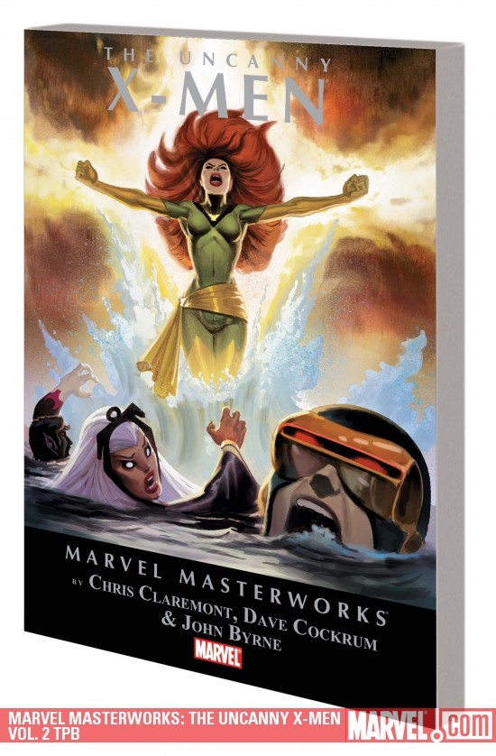 Marvel Masterworks: The Uncanny X-Men Vol. 2 (Trade Paperback)