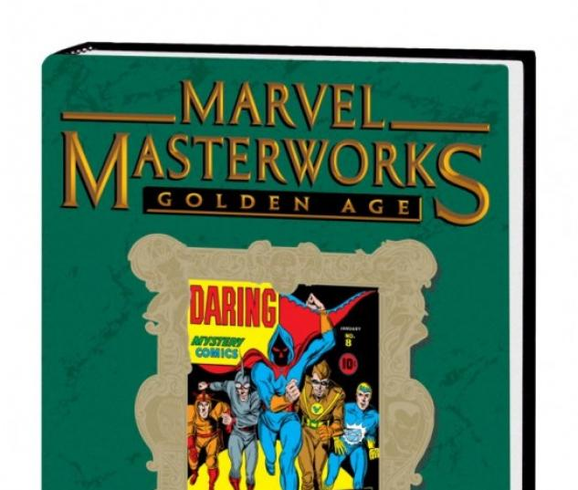 MARVEL MASTERWORKS: GOLDEN AGE DARING MYSTERY (VARIANT)