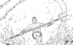 THE MARVELS PROJECT #1 (MCNIVEN INKED VARIANT)