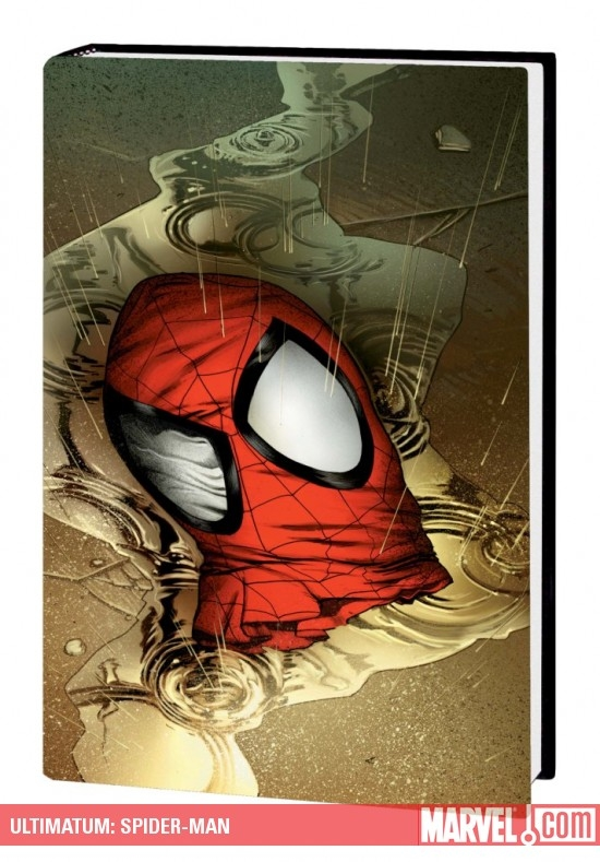 Ultimatum: Spider-Man (Hardcover)