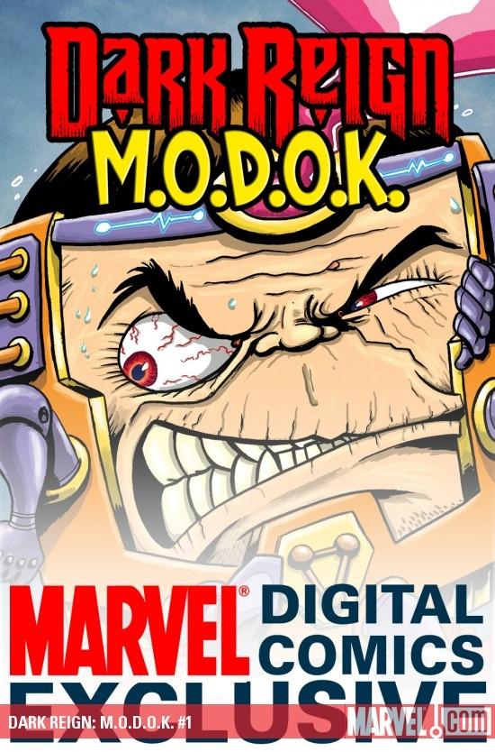 Dark Reign: M.O.D.O.K. (2009) #1