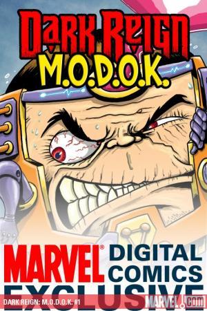Dark Reign: M.O.D.O.K. #1