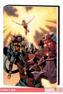 Ultimate X-Men Vol. 9 (Hardcover)
