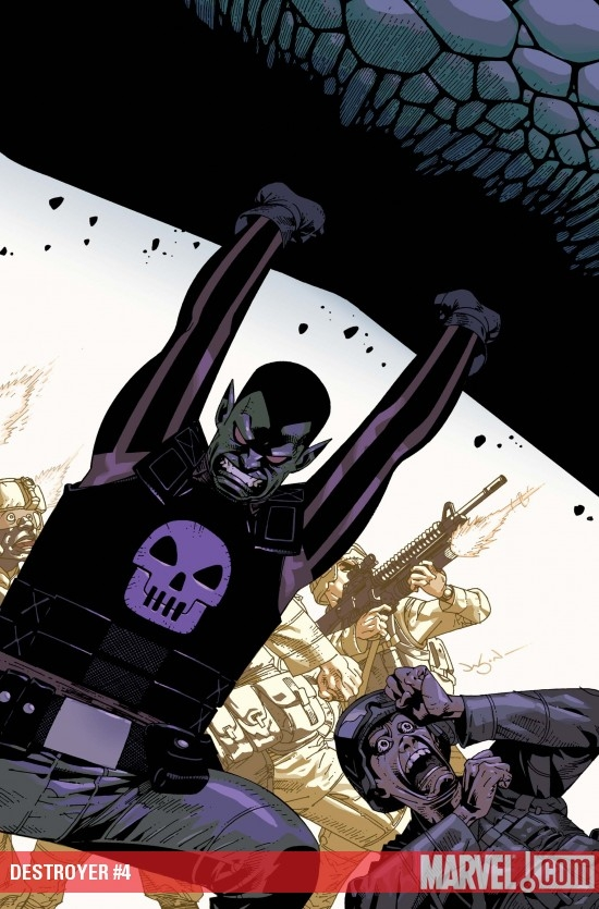 Destroyer (2009) #4