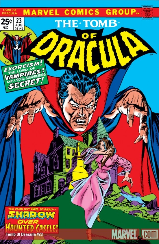 Tomb of Dracula (1972) #23