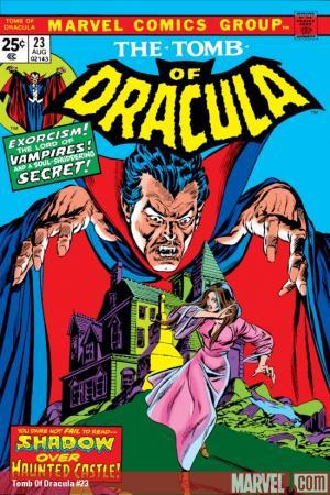 Tomb of Dracula #23