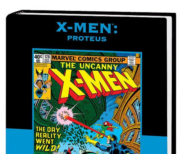X-MEN: PROTEUS PREMIERE HC  #1