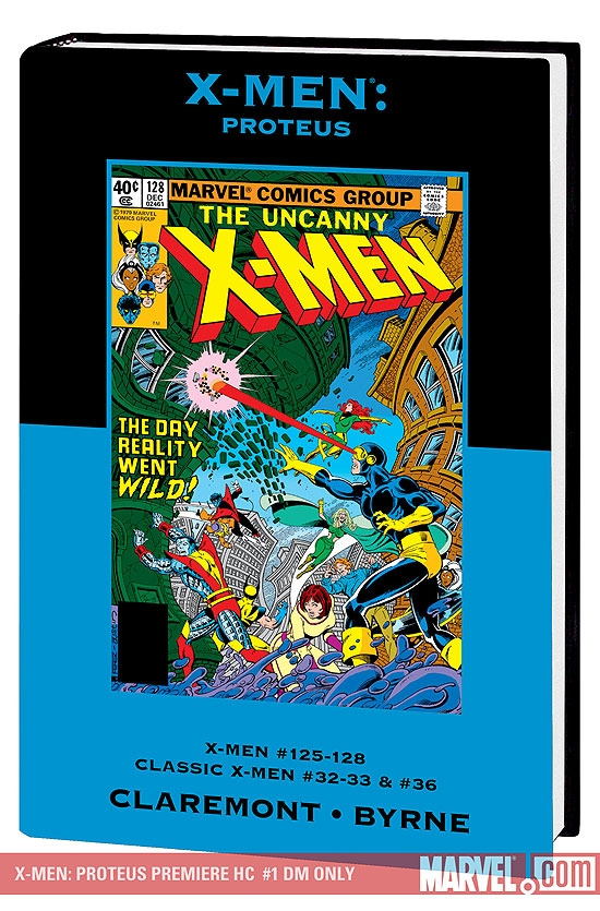 X-Men: Proteus (Hardcover)