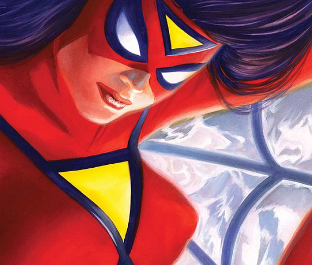 SPIDER-WOMAN BY ALEX ROSS POSTER #1