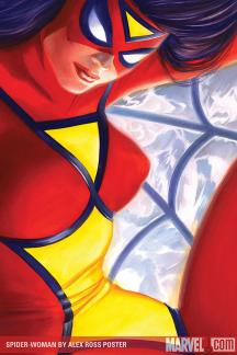 Spider-Woman by Alex Ross Poster (2009) #1
