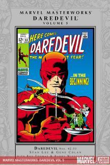 Marvel Masterworks: Daredevil Vol. 5 (Hardcover)