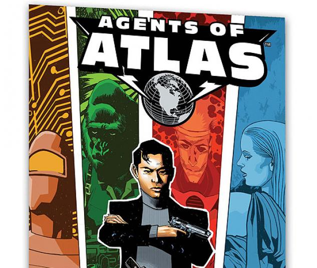 AGENTS OF ATLAS TPB #0