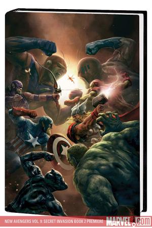New Avengers Vol. 9: Secret Invasion Book 2 Premiere (Hardcover)