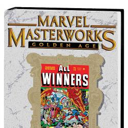 Marvel Masterworks: Golden Age All-Winners Vol. 3