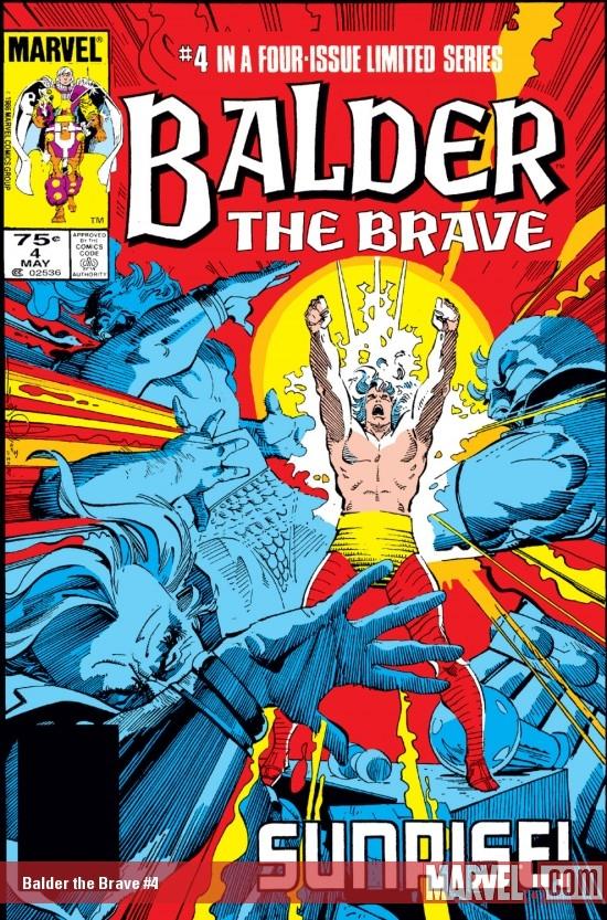 Balder the Brave (1985) #4
