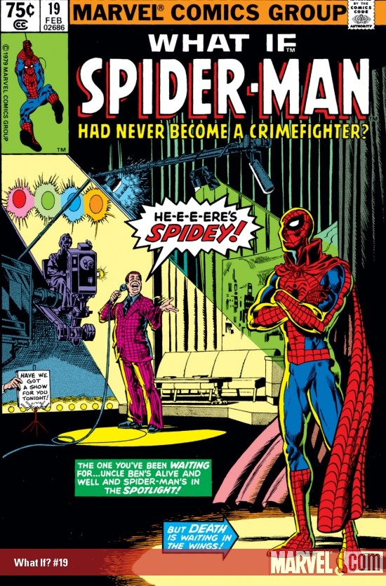 What If? (1977) #19   Comic Issues   Marvel
