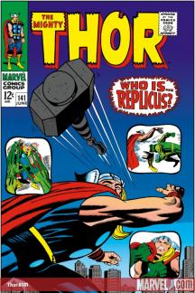 Thor (1966) #141