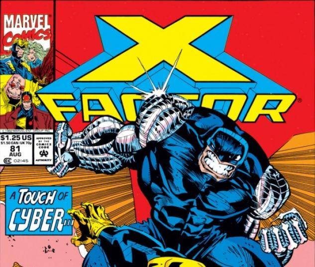 X-Factor #81