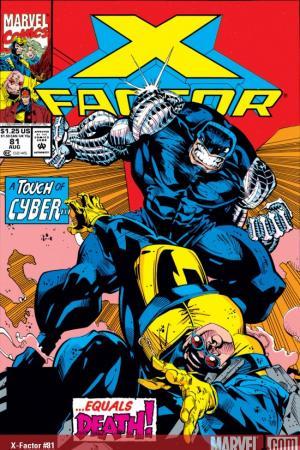 X-Factor (1986) #81