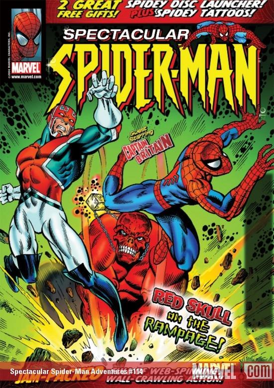 Spectacular Spider-Man Adventures (1995) #114