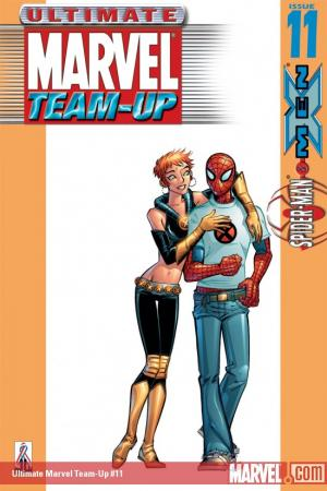 Ultimate Marvel Team-Up (2001) #11