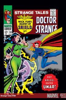 Strange Tales #150