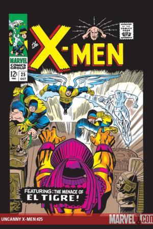Marvel Masterworks: The X-Men Vol. III - 2nd Edition (1st) (2003)