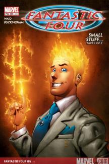 Fantastic Four (1998) #65
