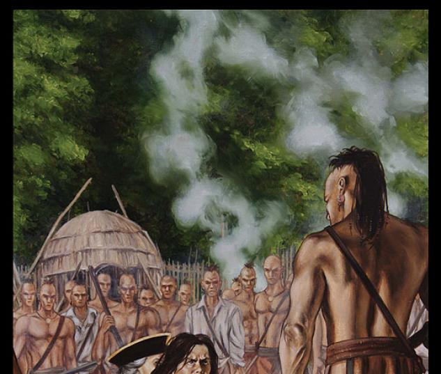 MARVEL ILLUSTRATED: LAST OF THE MOHICANS #5