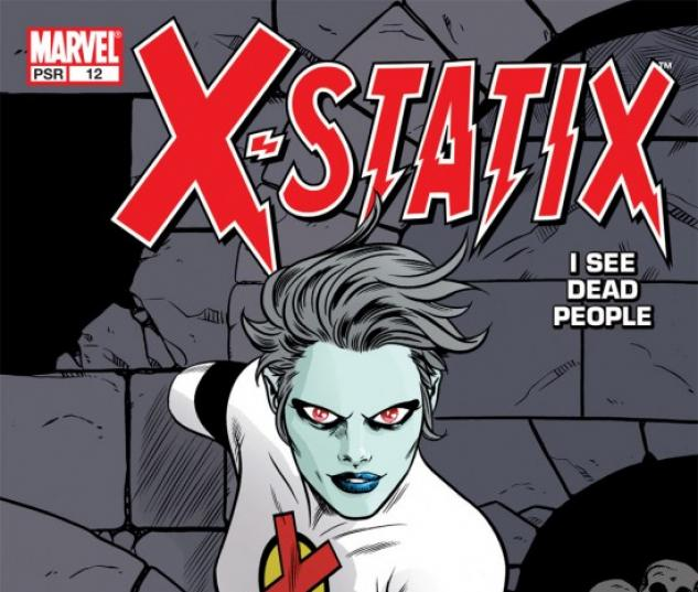 X-Statix (2002) #12
