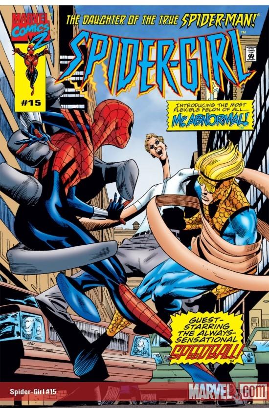 Spider-Girl (1998) #15
