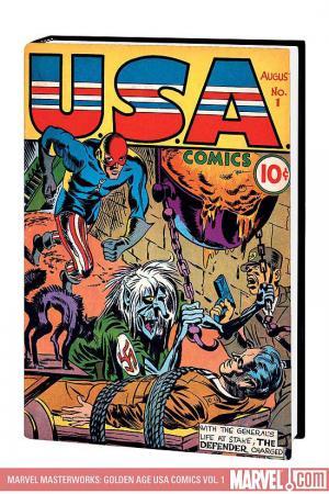 Marvel Masterworks: Golden Age Usa Comics Vol. (2007)