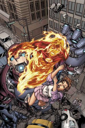 Marvel Adventures Fantastic Four (2005) #4