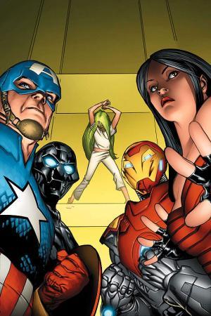 Ultimate X-Men #64