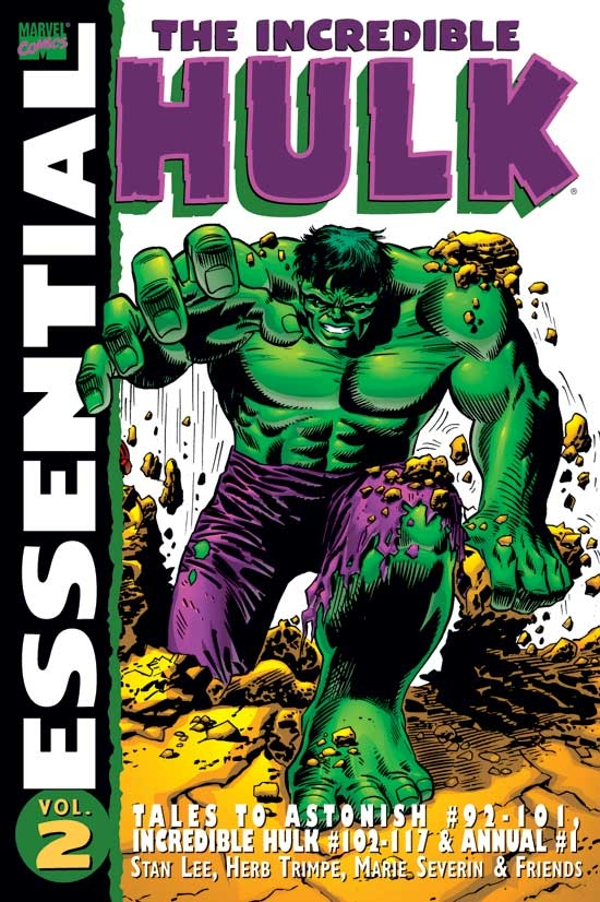 Essential Incredible Hulk Vol. II (Trade Paperback)