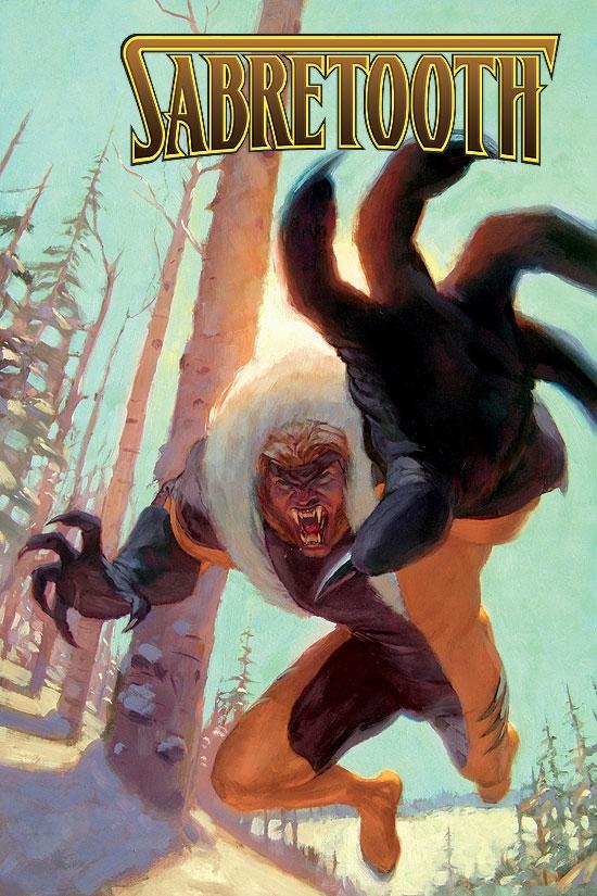 Sabretooth (2004) #1