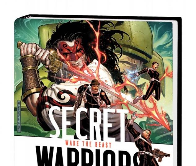 Secret Warriors Vol. 3: Wake the Beast (Hardcover)