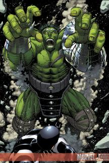 World War Hulk (2007) #1 (2ND PRINTING VARIANT)