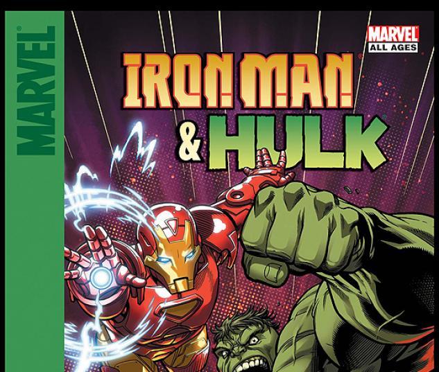 IRON MAN/HULK #1