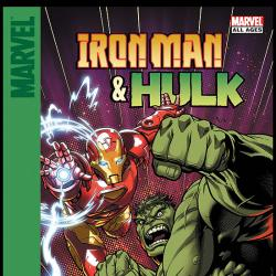 IRON MAN/HULK #1