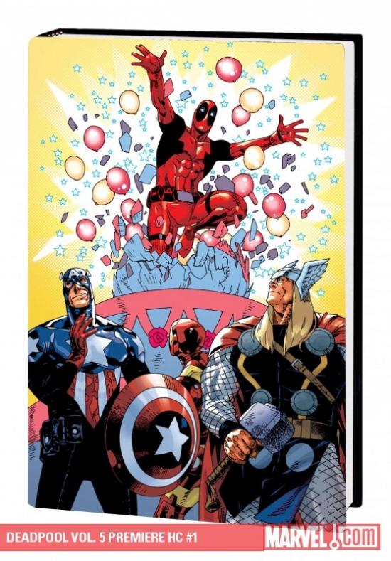 Deadpool Vol. 5 (Hardcover)