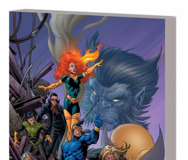 X-Men Forever Vol. 5 (Trade Paperback)
