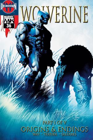 Wolverine (2003) #36