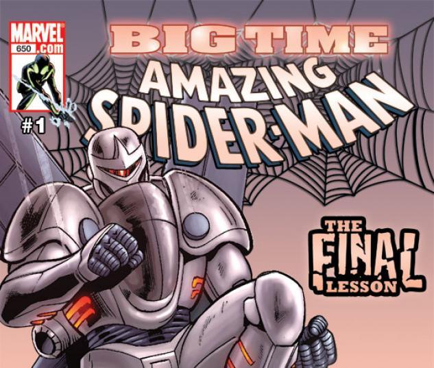 Spider-Man: Big Time #1