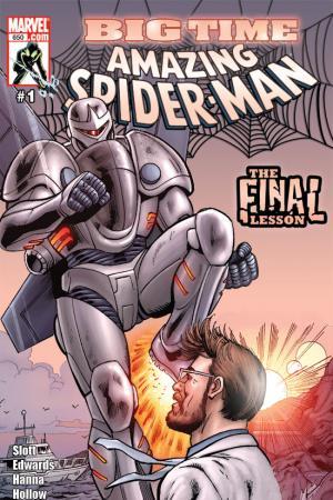 Spider-Man: Big Time (2010) #1
