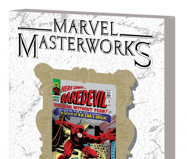 Marvel Masterworks: Daredevil Vol. 2 Variant (DM Only)