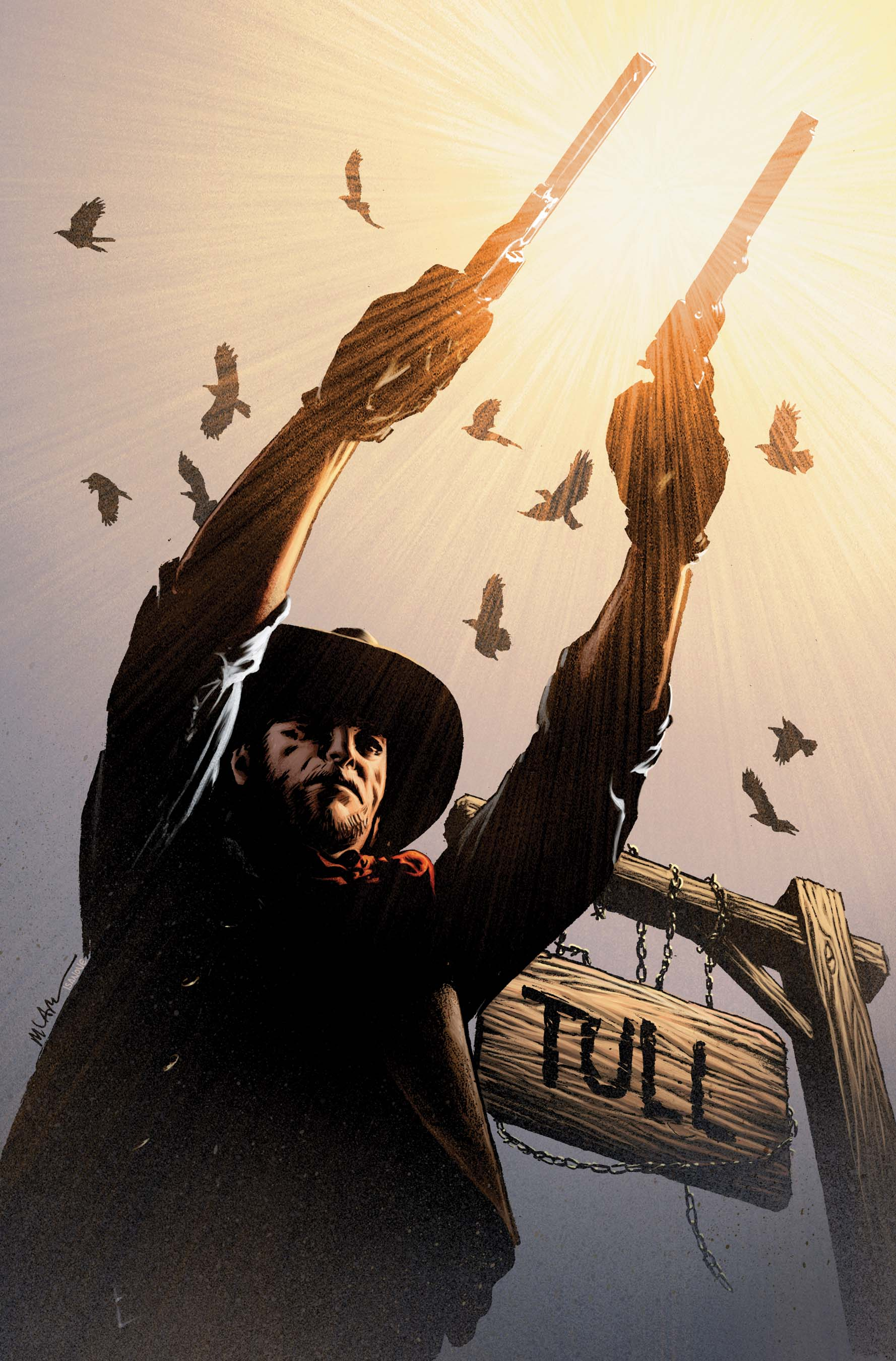 Dark Tower: The Gunslinger - The Battle of Tull    (2011) #1