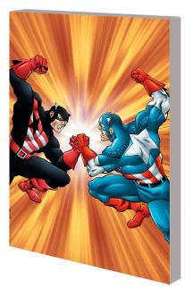 Captain America: The Captain (Trade Paperback)