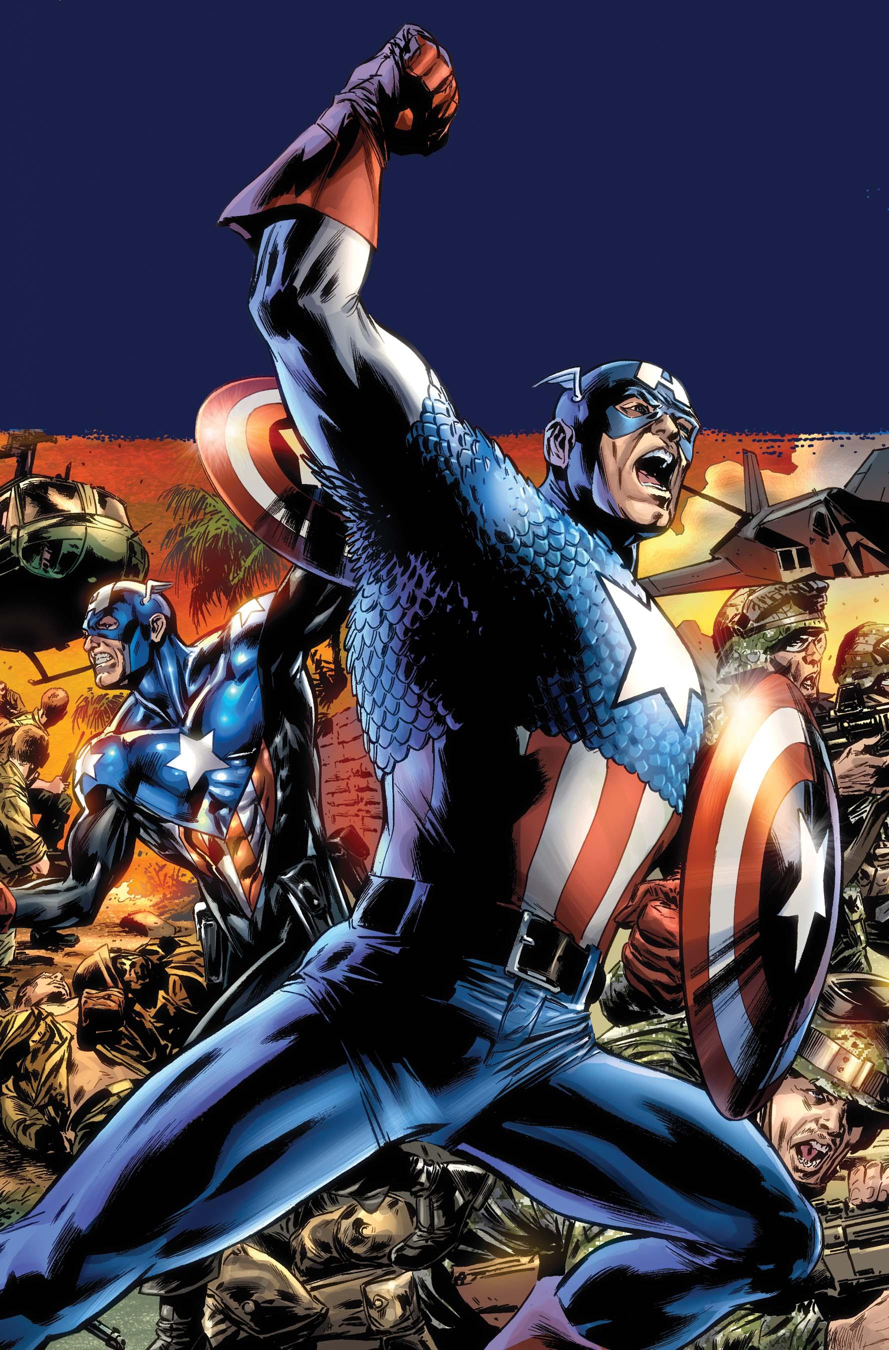Captain America: Reborn MGC (2011) #1